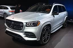 2019 Mercedes Benz GLS SUV Revealed At New York Motor