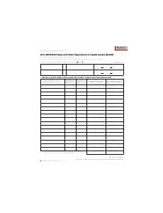 fillable form 8949 sales and other dispositions of