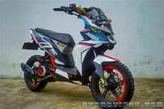Modifikasi Honda Beat 2019 by 200 Modifikasi Motor Beat 2019 Babylook Thailook