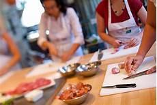 Apprendre La Cuisine En Prenant Des Cours