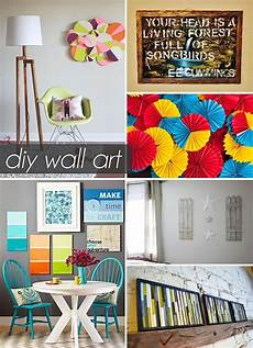 Wall Cheap Diy Home Decor Ideas Diy by 50 Beautiful Diy Wall Ideas For Your Home