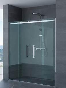 profili per doccia porta doppia anta scorrevole per doccia a nicchia quot arianna
