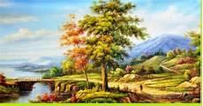 Terpopuler 30 Lukisan Pemandangan Alam Termasuk Kelompok