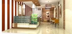 Desain Toko Kue Dan Roti Waralaba Center