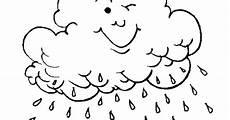 Mewarnai Awan Hujan Gambar Terbaru Hd
