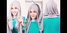 Hijabers Tutorial Sakinah Tips Jilbab Pesta Gaya Turban