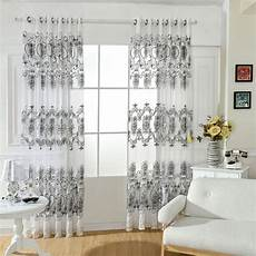 Scarf Valances For Living Room curtain drape panel sheer scarf valances floral door