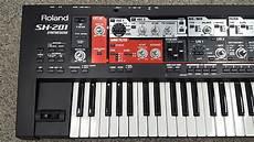 Roland Sh 201 Reverb