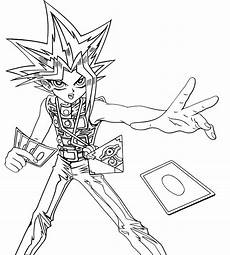 yu gi oh printable coloring pages get coloring pages