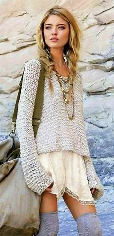 Tenue De Jour Boho En 2019 Boho Fashion Fall