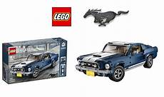 Lego Officially Unveils 10265 Ford Mustang Arguably The