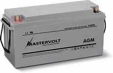 Mastervolt Agm Batterie 12 160 Ah