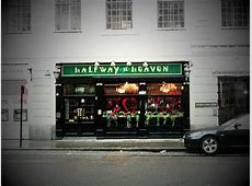 ONE OF THE BEST GAY BARS IN LONDON   Halfway to Heaven