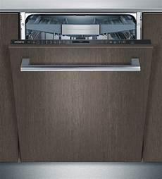 Siemens Einbau Geschirrspüler Preise - siemens sn658x06te a vollintegrierbarer einbau