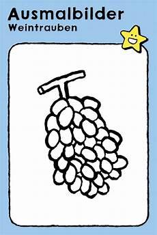 Malvorlagen Herbst Obst Weintrauben Ausmalbilder Malvorlagen Zeichnungen