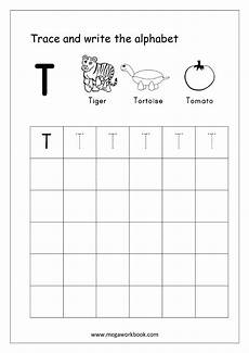 free english worksheets alphabet writing capital letters letter tracing writing megaworkbook