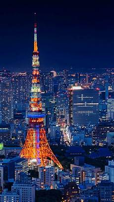 Tokyo City Iphone Wallpaper by Tokyo Tower Japan Cityscape Tokyo Tower Iphone