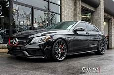 Mercedes C Class With 20in Vossen Vfs6 Wheels Exclusively