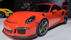 2017 Porsche Gt3 Rs