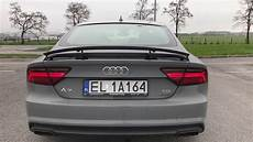 audi a7 sportback competition rear spoiler