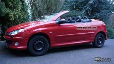 2006 peugeot 206 cc hdi fap 110 car photo and specs