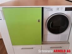Waschmaschine Und Trockner Verkleiden Schreinerei Arnold Ag