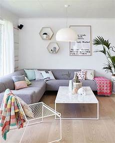 Living Room Minimalist Home Decor Ideas by Save This Home Inspo To See How To Incorporate Color Into