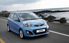 2012 kia picanto top speed