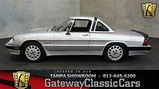 all car manuals free 1993 alfa romeo spider regenerative braking 1986 alfa romeo spider veloce 2 0l l4 mpi dohc 5 speed manual youtube