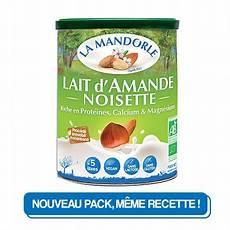 lait en poudre sans lactose lait d amande noisette bio la mandorle lait en poudre sans lactose