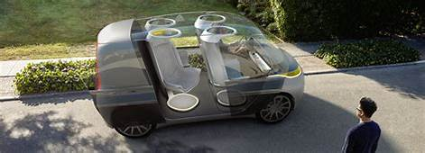 IDEO The Future Of Moving Together Ride Sharing Car Concept