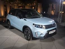 Mondial De 2018 Suzuki Vitara Petit Coup De