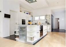 fertighaus bungalow toulouse modern mit flachdach gussek
