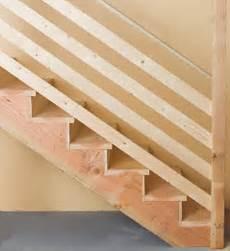 Treppengeländer Selber Bauen - holztreppe selber bauen einfache anleitung und tipps