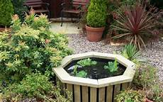 diy small garden pond for a wooden pond pool