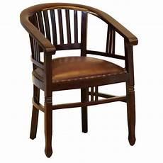 chaise bureau cuir fauteuil de bureau betawi teck colonial cuir achat
