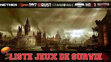 jeux de survie gratuit pc survival infos liste de tous les jeux de survie