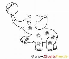 Gratis Malvorlagen Elefant Elefanten Bilder Zum Ausdrucken Oggyand Club