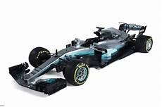 F1 2017 Mercedes Pr 233 Sente La W08 Eq Power Leblogauto