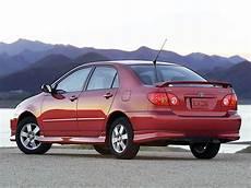 Toyota Corolla Us Specs Photos 2002 2003 2004