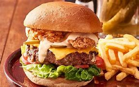 Image result for image venison cheeseburger