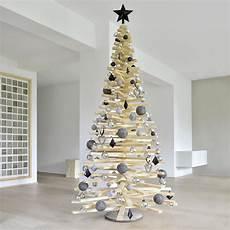 Diy Weihnachtsbaum Aus Holzlatten Weihnachtsbaum