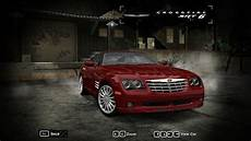Chrysler Crossfire Srt6 By Eclipse72rus Need For Speed