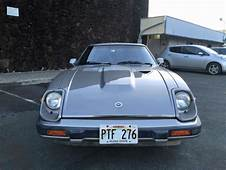 1983 Datsun 280zx TURBO T Top Coupe  Classic Z
