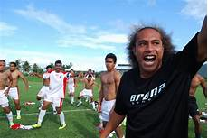 american samoa winless and at bottom of rankings wins a world qualifier the new york times