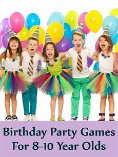 Birthday For 8 10 Year Olds Birthday