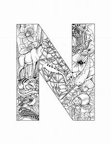 colouring pages for adults of animals letters 17309 alphabet coloring pages detailed coloring pages alphabet coloring pages animal alphabet
