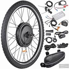 48v1000w 26 quot front rear wheel electric bicycle motor kit e