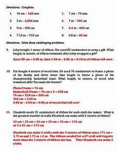 measurement worksheets cm mm m 1392 metric measurement worksheet practice converting mm cm m and km matematyka