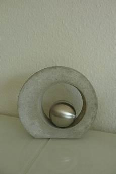 gießformen für beton deko deko objekte beton zement deko ein designerst 252 ck